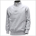 Ballaholic Small Logo Half Zip Sweat グレー