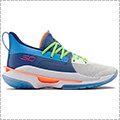 "UNDER ARMOUR UA Curry 7 ""Super Soaker"" ウォーター/白/青"