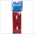 NBA Logoman Wristbands 赤