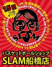 SLAM船橋店オープン!!