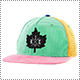 K1X Shorty Icecream Snapback Cap