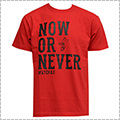 Watch&C Now or Never Tee