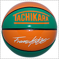 TACHIKARA Franchise Basketball Color of City