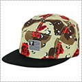 K1X Desert Rose 5-Panel Cap