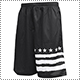 Arch One Side Border Shorts