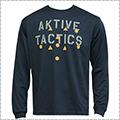 AKTR Tactics L/S Sports Tee