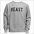 BRANDBLACK Beast Crewneck