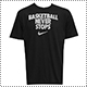 NIKE Basketball Never Stop Tee 2.0