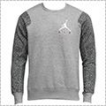 Jordan L/S Fleece crew