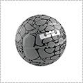 NIKE Lebron 12 Mini Ball