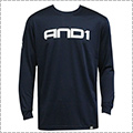 AND1 Brand Logo L/S