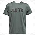 AKTR Sandstorm Logo Sports Tee
