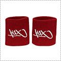 K1X Hardwood Tag Logo Wristband