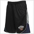 UNK Cut'n Sew Textured Poly Shorts
