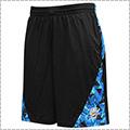 UNK Interlock Poly W/Sub Print Shorts