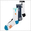 Ballaholic SpaceBallMag Street Socks