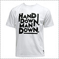 Watch&C Hand Down,man Down. Tee