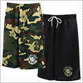 SLAM Hibis Camo RV Short