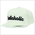 Ballaholic Logo Snapback Cap
