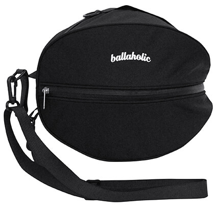 Ballaholic Ball on Jurney Ball Bag 黒