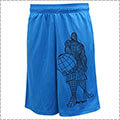 AND1 Checkball Mesh Short