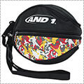 AND1 Hook Logo Ball Bag