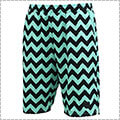 AKTR Zigzag Shorts
