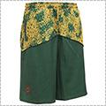 Arch Raincamo Denim Shorts