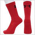 UNDER ARMOUR Basketball Crew Socks