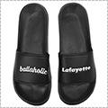 Lafayette x ballaholic Logo Shower Sandal