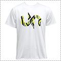 AKTR UNCAGED Logo Sports Tee