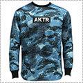 AKTR Bounce Camo L/S