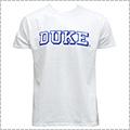 SPALDING DUKE Logo Cotton Tee