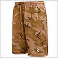 Ballist B Camo Shorts