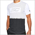 UNDER ARMOUR SC30 Shersey Drop Hem S/S