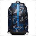NIKE Hoops Elite Pro Backpack AOP ガンスモーク/ブラック/メタリッククールグレー