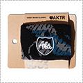 "AKTR Wristband Classic ""Raincamo18"" D-BLUE"