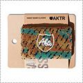 "AKTR Wristband Classic ""Raincamo18"" ベージュ"