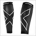2XU Compression Calf Sleeves(両脚入) 黒
