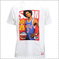 Mitchell&Ness SLAM Cover Tee A.Iverson 白