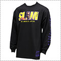 Mitchell&Ness SLAM Cover L/S Shaq 黒/シャキール・オニール