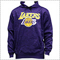 UNK NBA TC POLY SPACE DYE PULLOVER HOODIE 紫/レイカーズ