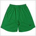 Ballaholic Basic Zip Shorts 2019 緑/黒