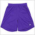 Ballaholic Basic Zip Shorts 2019 紫/灰