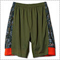 AKTR Dot Camouflage Mesh Shorts