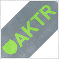 AKTR bath Towel Logo L-GRAY