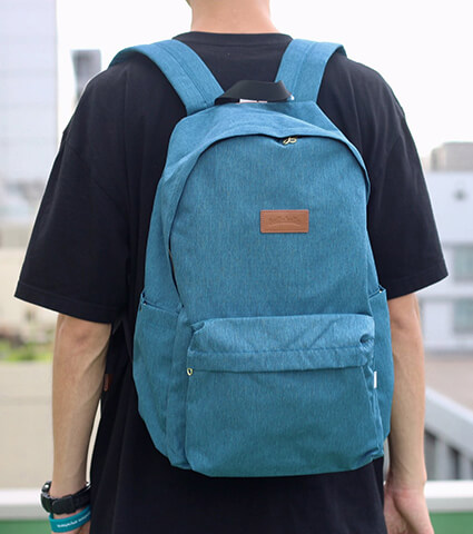 Ballaholic Ripstop Backpack ヘザーブルー