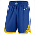 NIKE Swingman Road Shorts ウォリアーズ