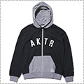 AKTR Sweat Zip Parka