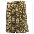 Ballist Safari Zipper Shorts